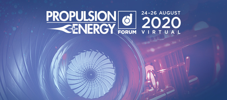 Propulsion & Energy Forum August 2020 Online