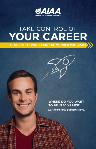 2018-2019 Student-to-Professional Member Brochure cover
