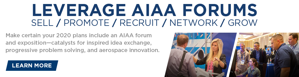 Leverage AIAA Forums