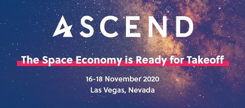 ASCEND 16-18 November 2020. Las Vegas, Nevada