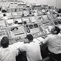 Apollo Houston Control