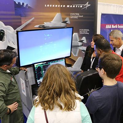 Lockheed Martin simulator