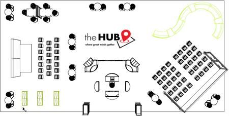 The Hub at Propulsion and Energy Forum