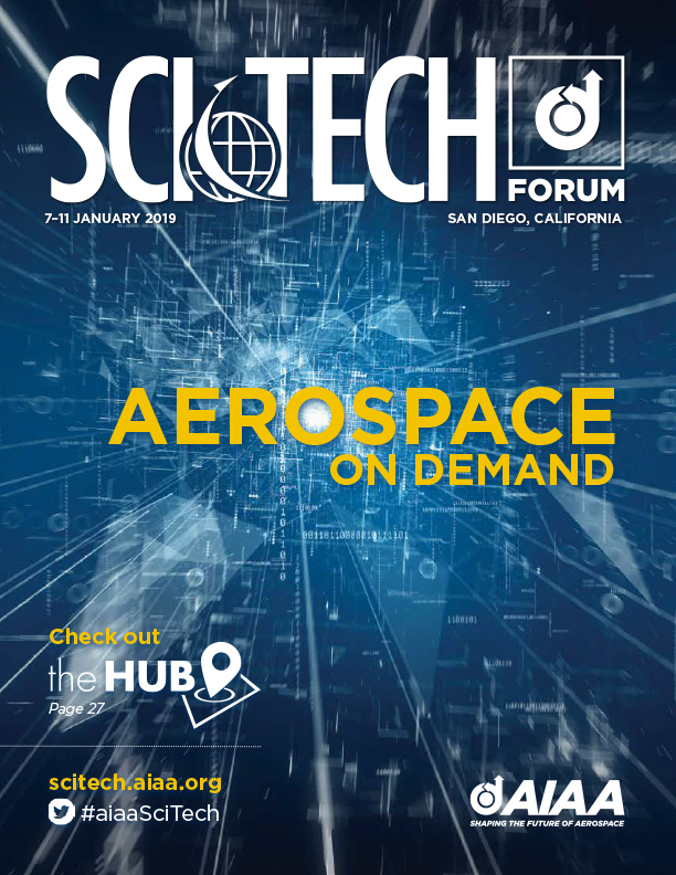 2019 AIAA SciTech Program Cover
