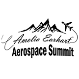Amelia Earhart Aerospace Summit 2019 Logo