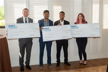 2019 International Student Conference Winners