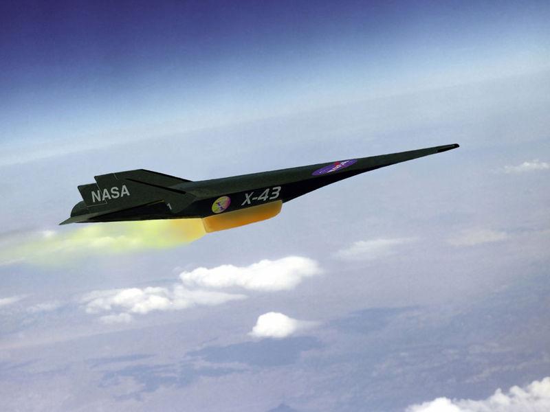 X-43_NASA