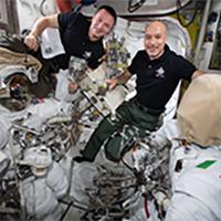Andrew-Morgan-and-Commander-Luca-Parmitano-NASA-200