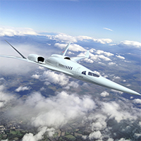 Artists-Rendition-of-Boeing-Supersonice-advanced-concept-NASA-Boeing