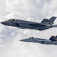 F-35C-and-FA18A-VMFA-314-USN-200