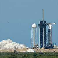 Falcon9-Static-Fire-Test-NASA-200