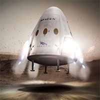 Red-Dragon-200-SpaceX