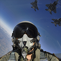 USAF-pilot