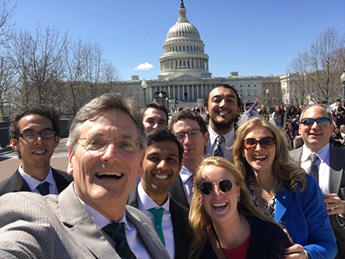 Team Virginia, Congressional Visits Day 2017