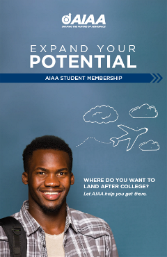 Expand Your Potential - Student Membership brochure